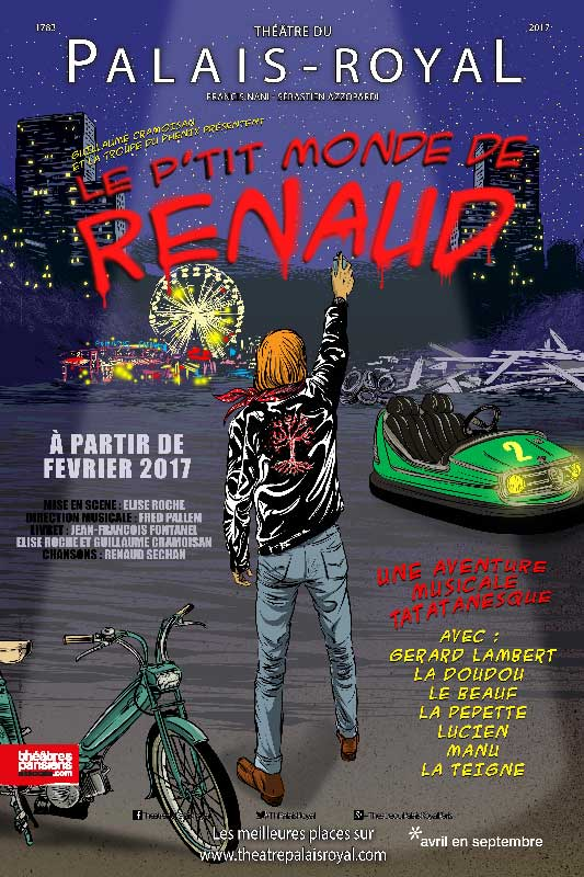 Le Petit Monde de Renaud