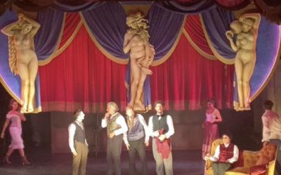 Edmond de retour sur scène